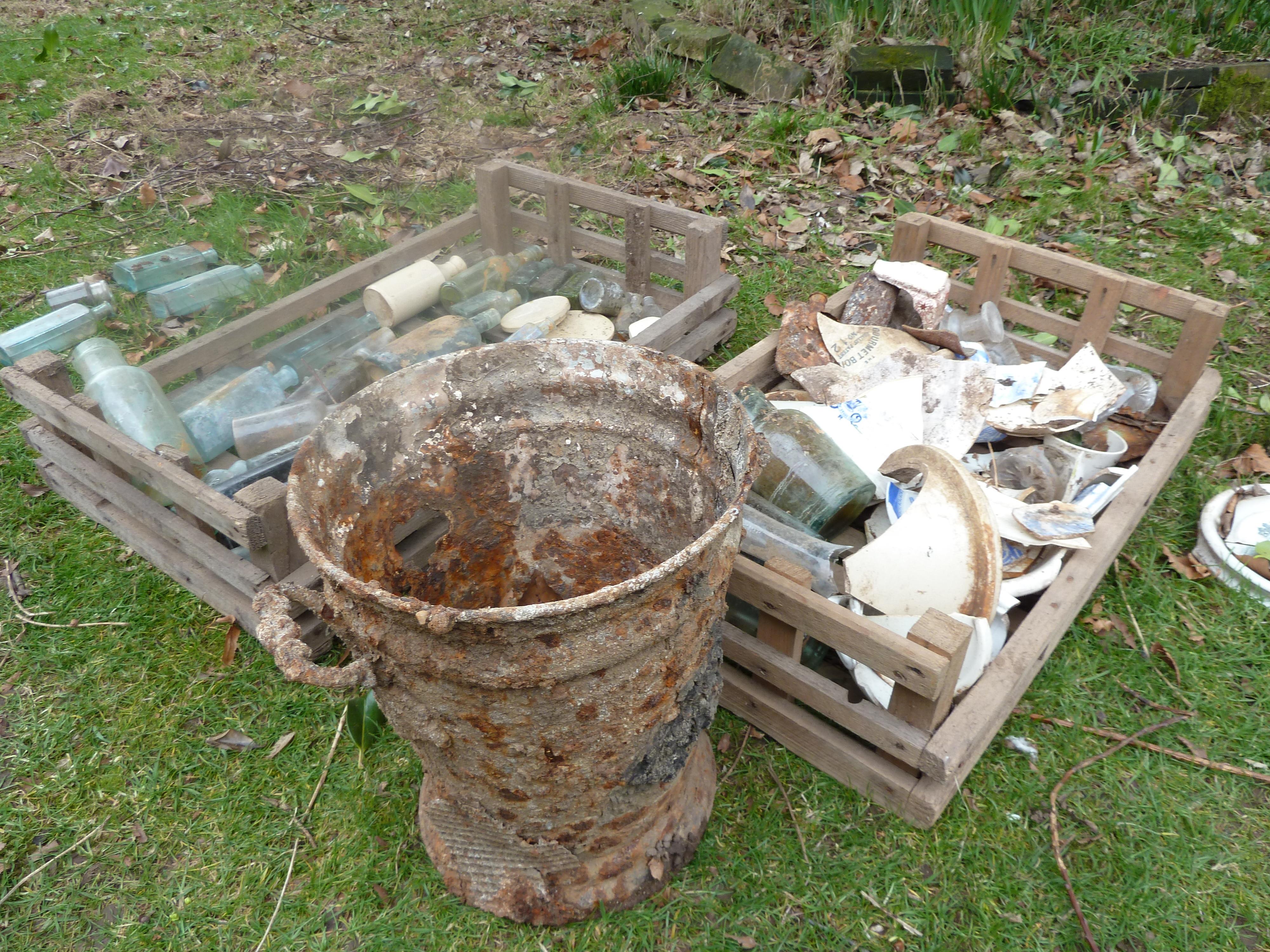 Sanitary Bucket