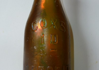 Cox's Beer Bottle 2