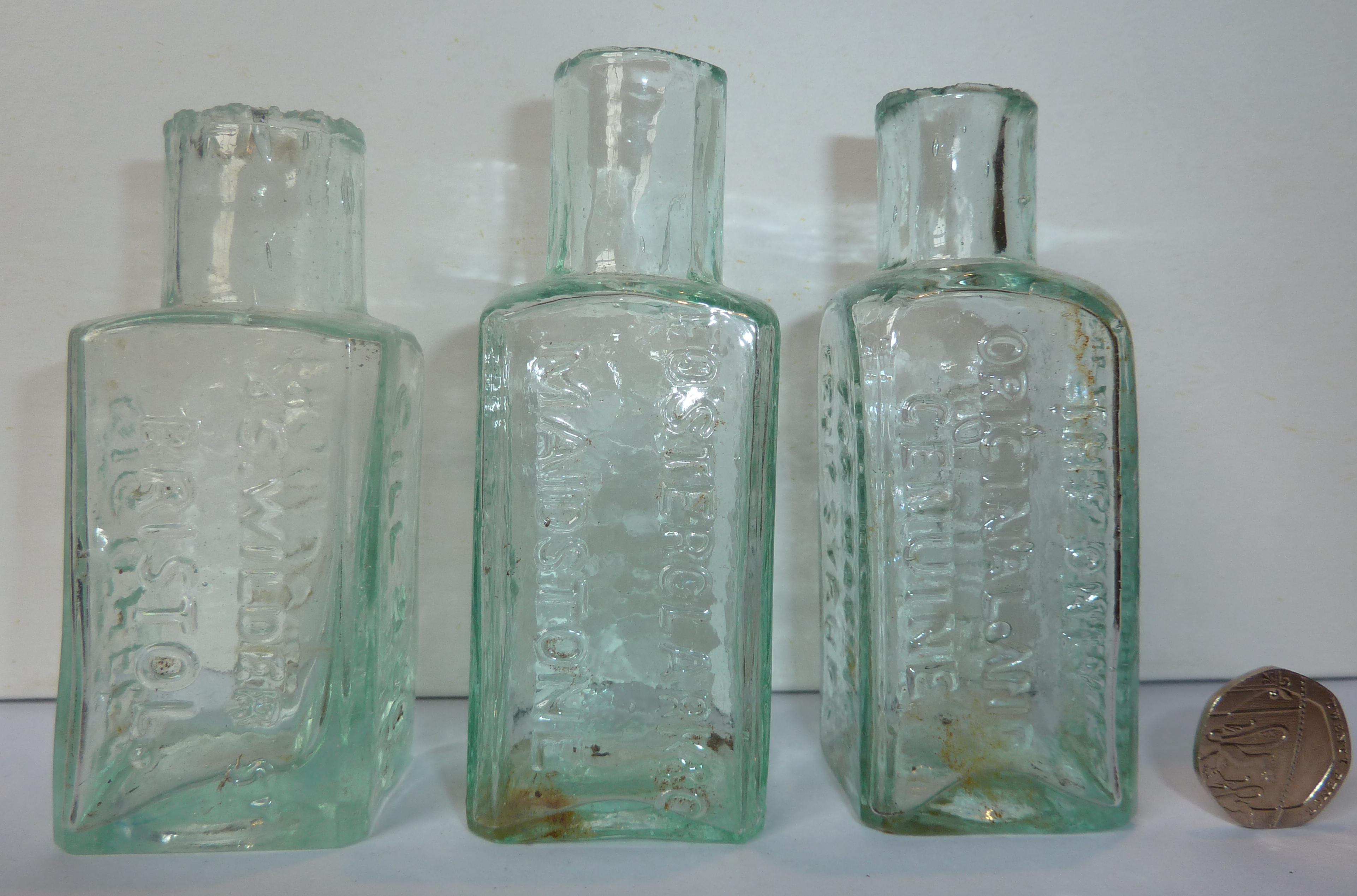 Fruit Juice Bottles
