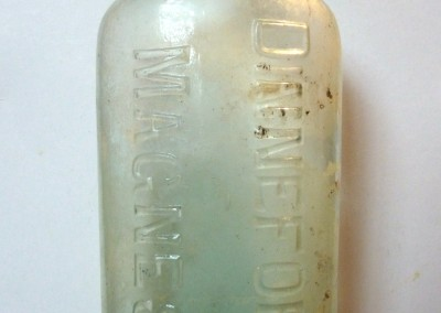Large Dinnerford's Magnesia Bottle