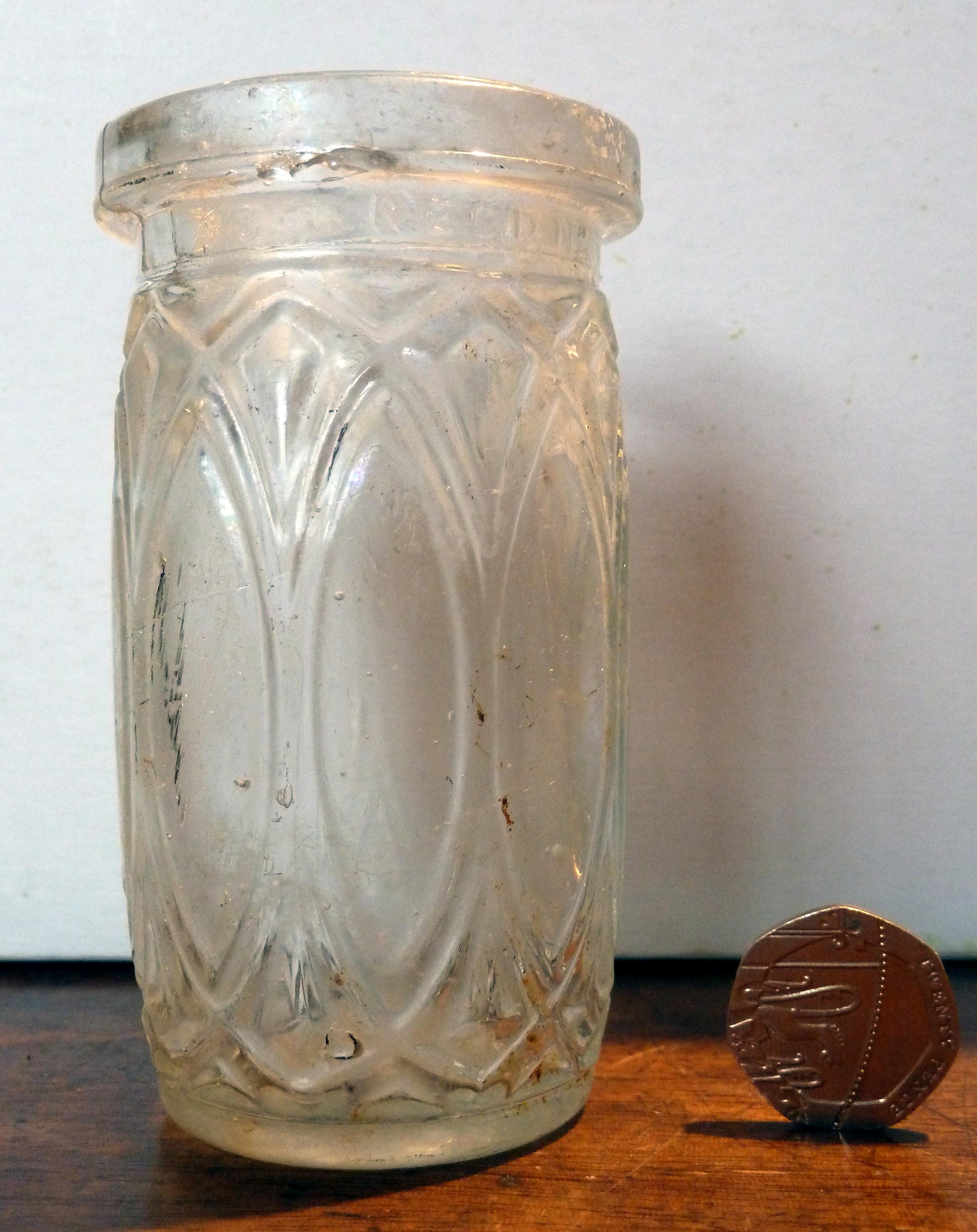 Paste Jar