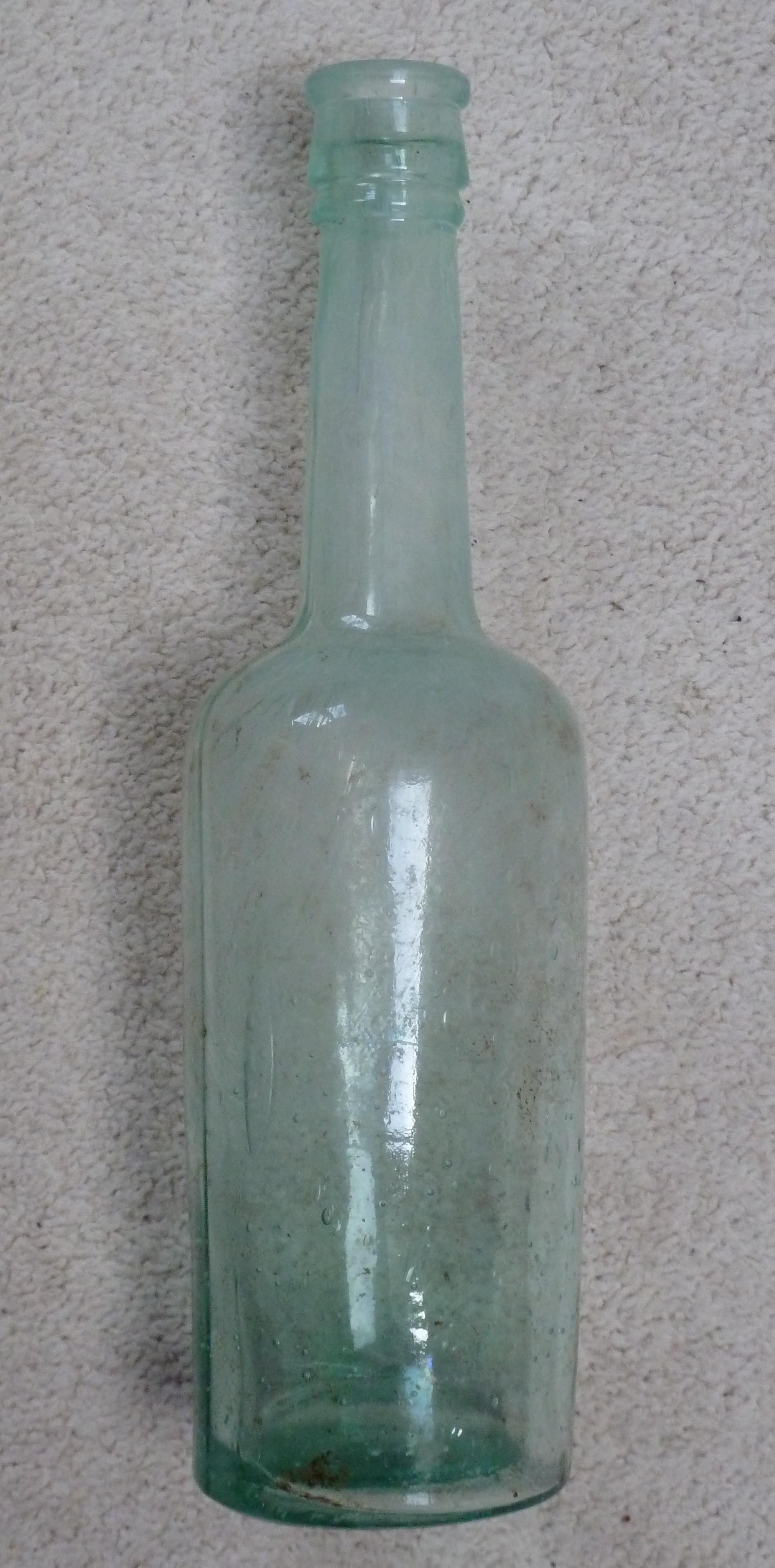 Large sauce bottle