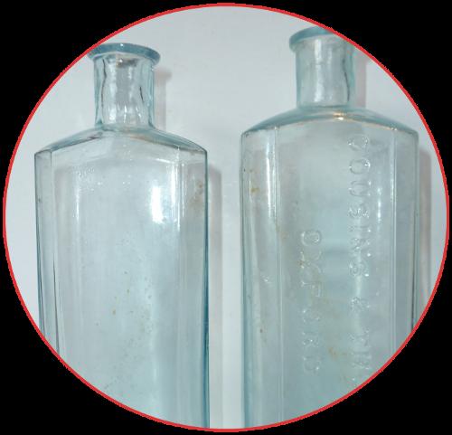 Cure Bottles