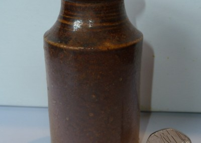 Boot Polish Bottle