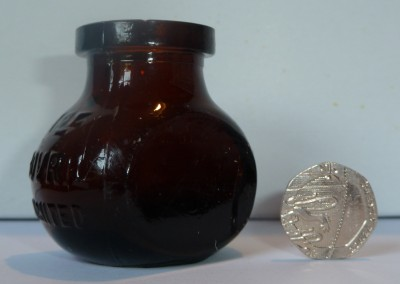 1oz Bovril Bottle