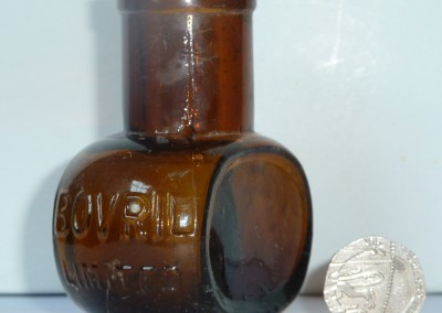 Bovril Bottle