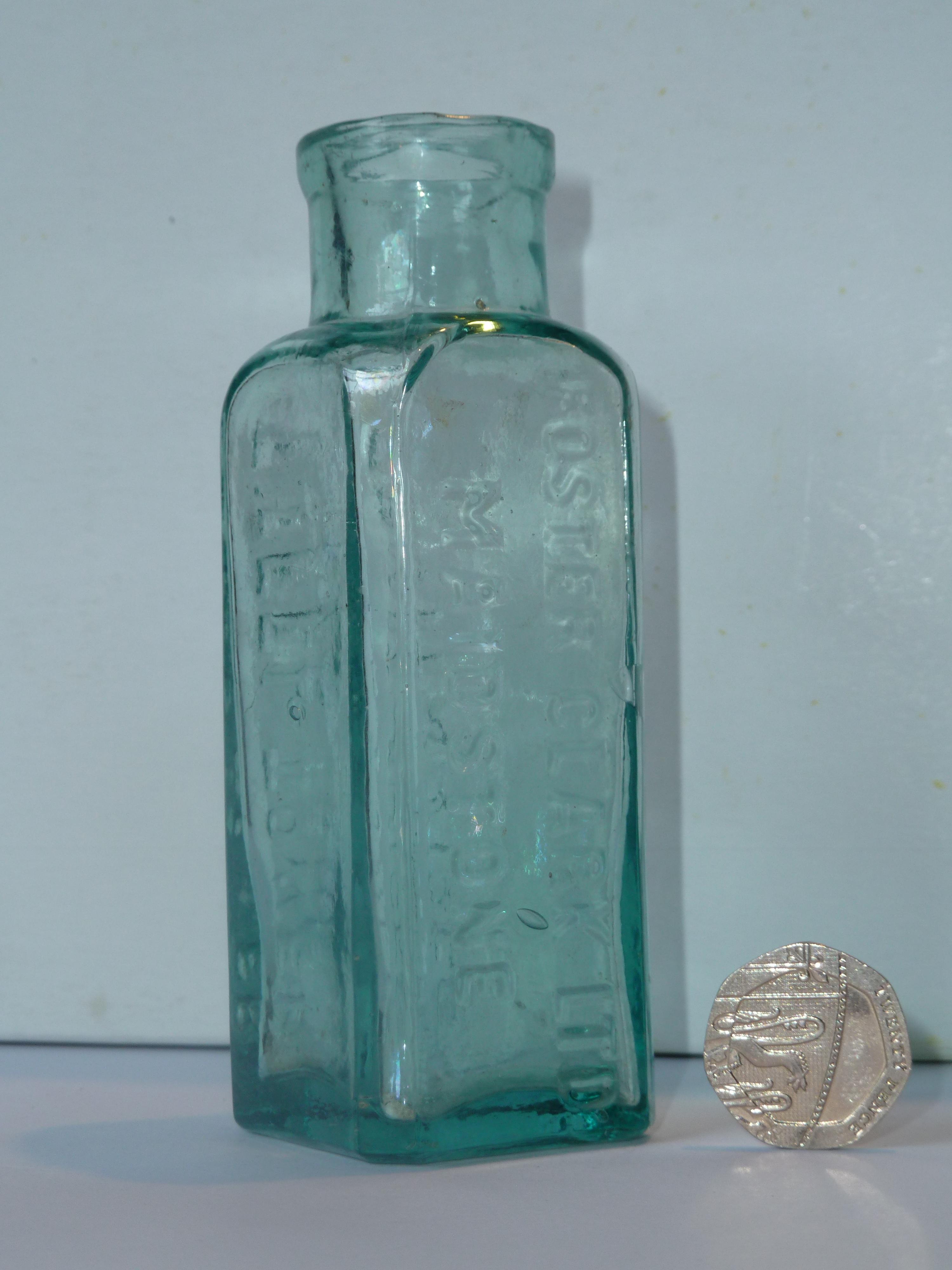 Foster Clark Fruit Juices Bottle