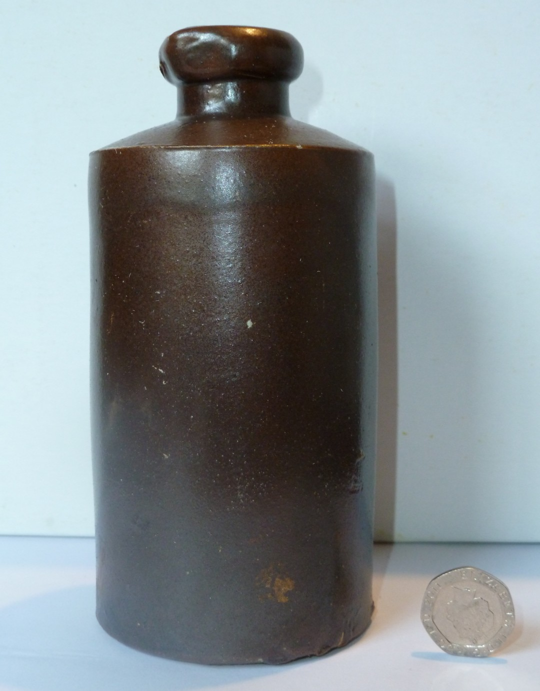 Pouring Ink Bottle