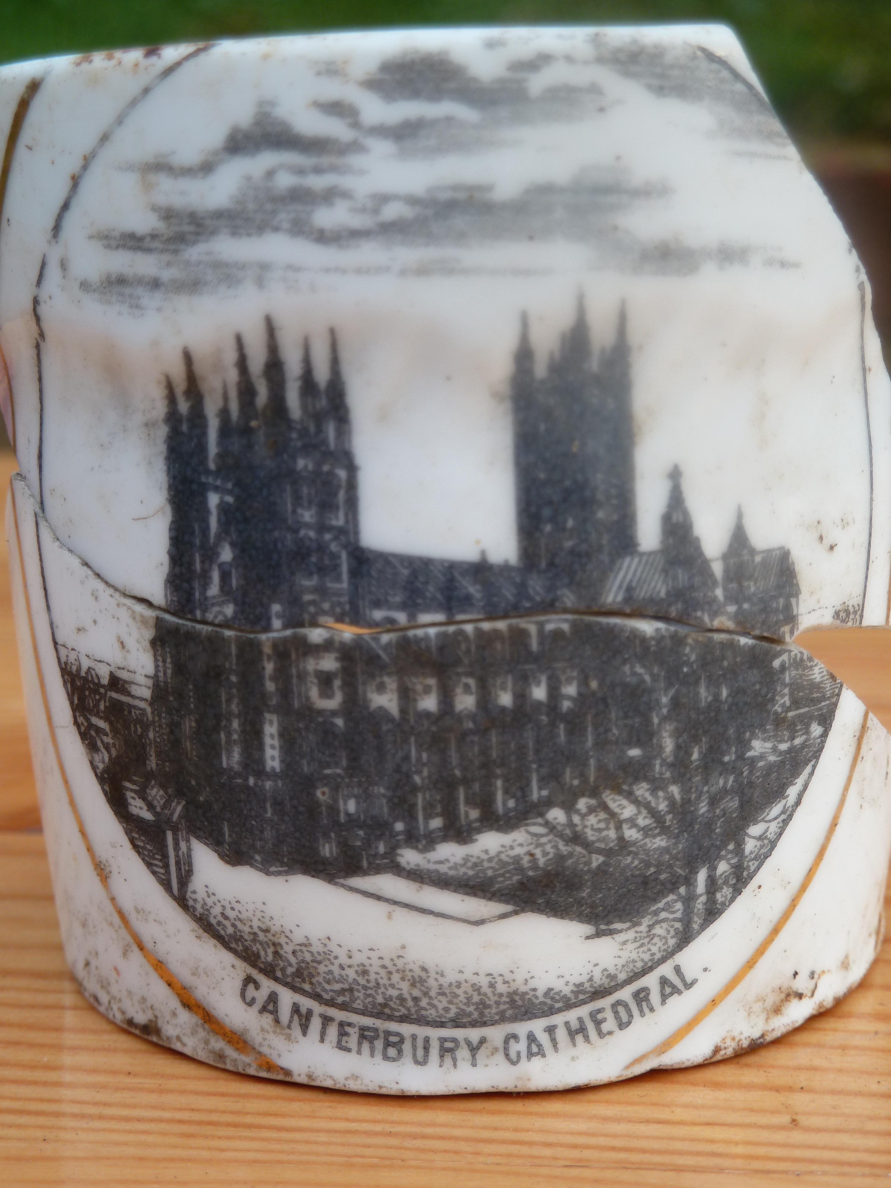 Souvenir Cup, Canterbury