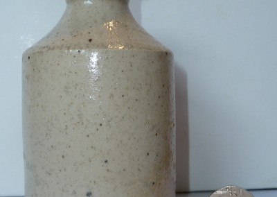 Early Stoneware Bottle