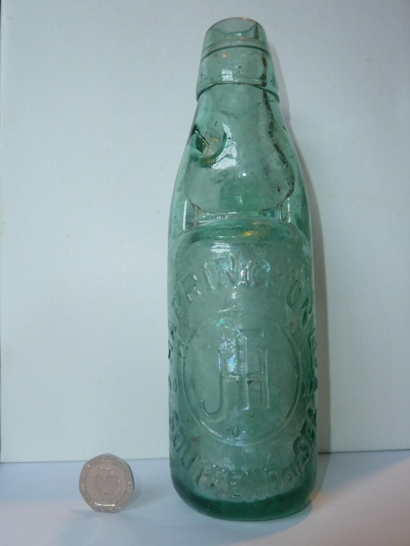 Harrington's Codd Bottle