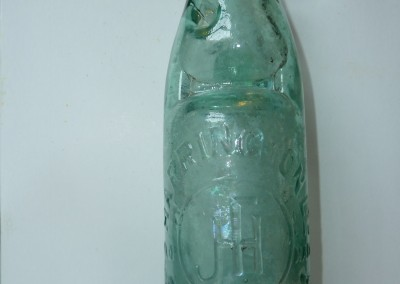 Harrington's Codd Bottle