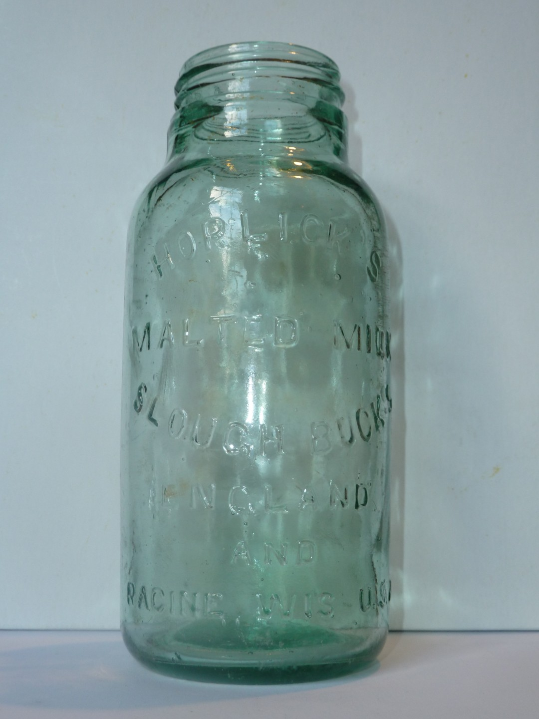 Horlick's Bottle