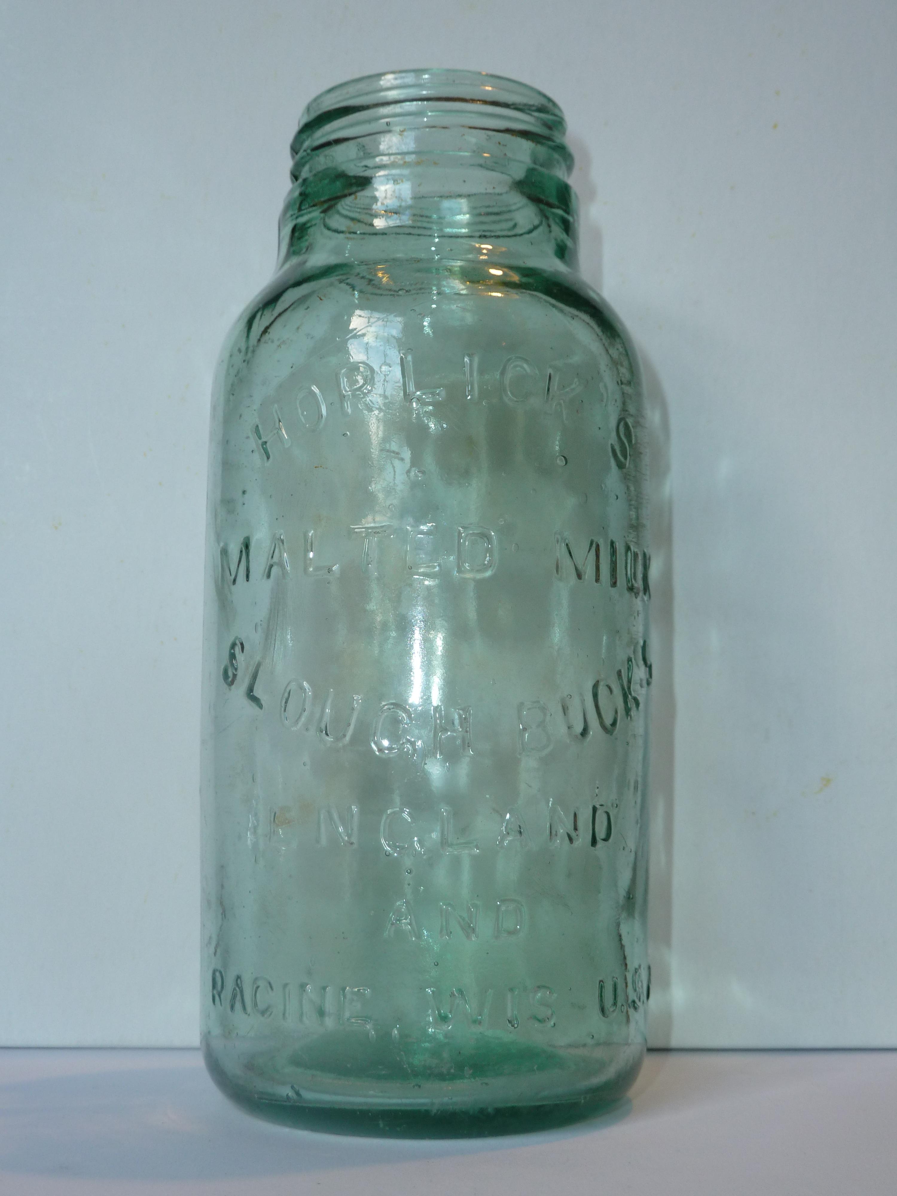Horlick's Bottle