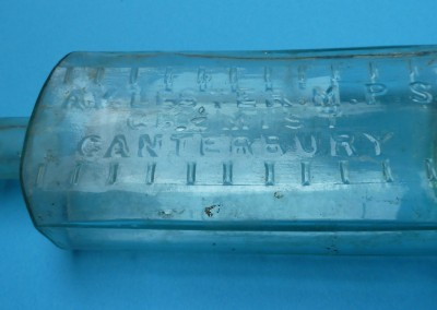 Medicine Bottle, Canterbury