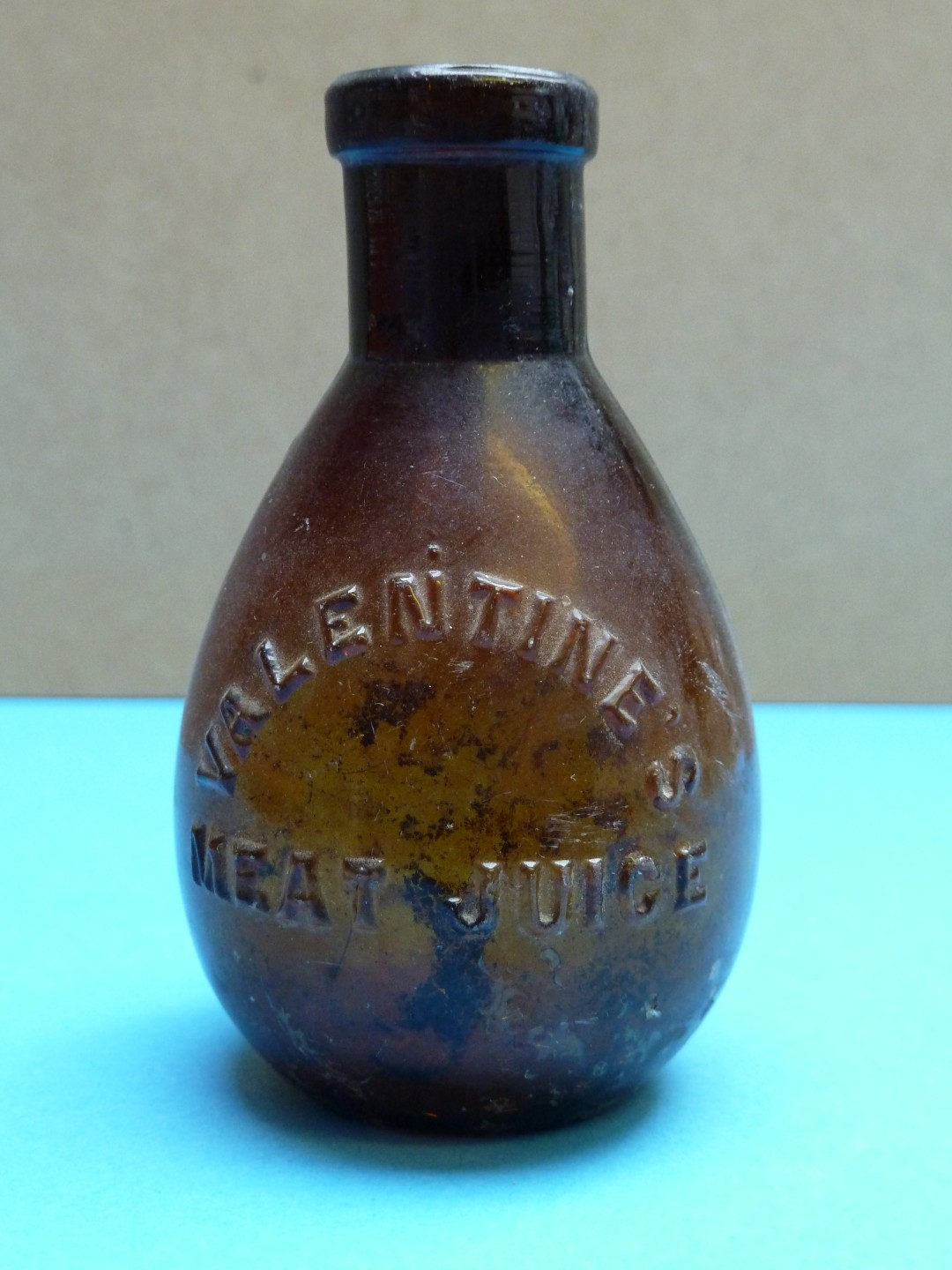 Meat Extract Bottle