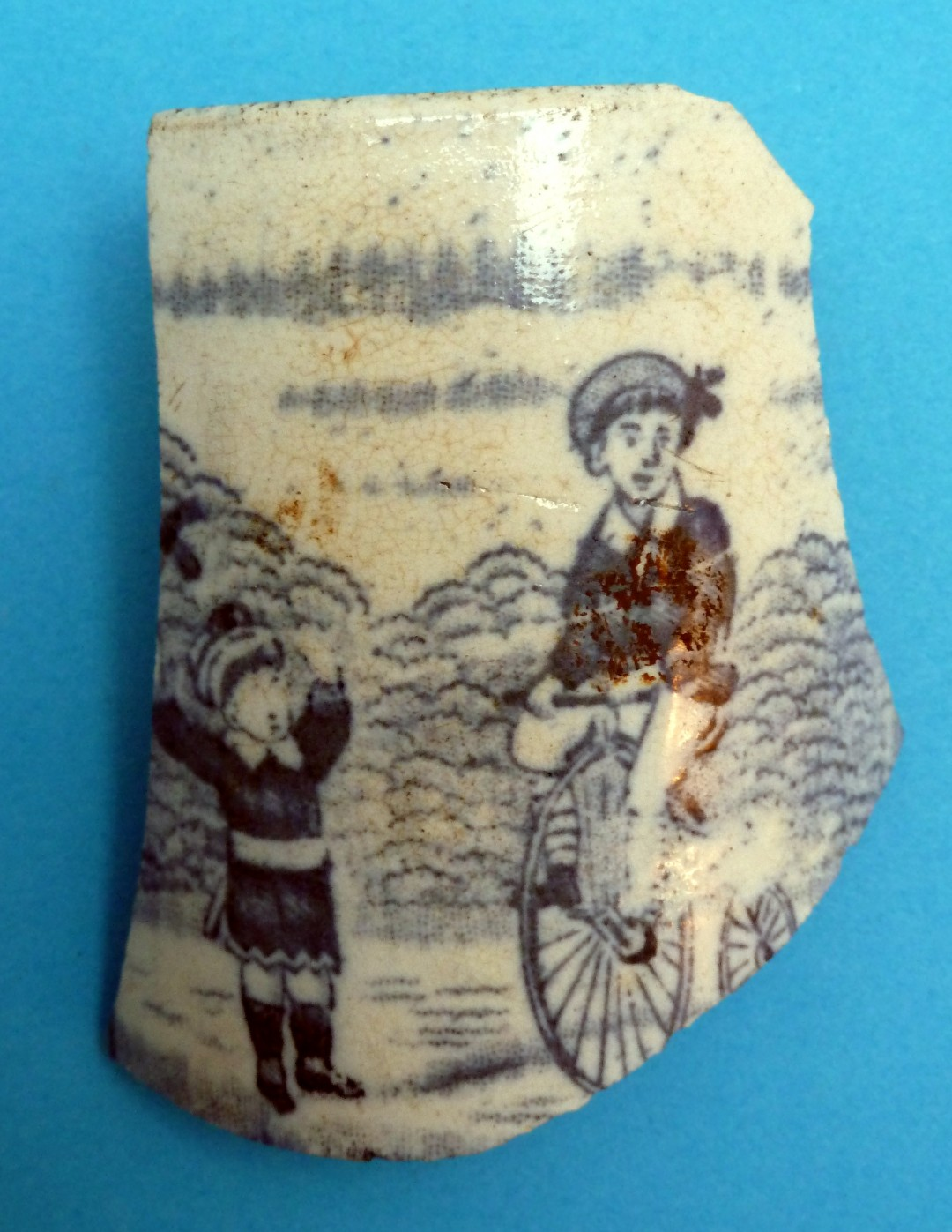 Child's Bicycle Cup