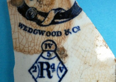 Wedgwood, Diamond Registration Mark