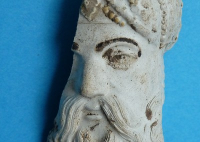 Maharajah Clay Pipe