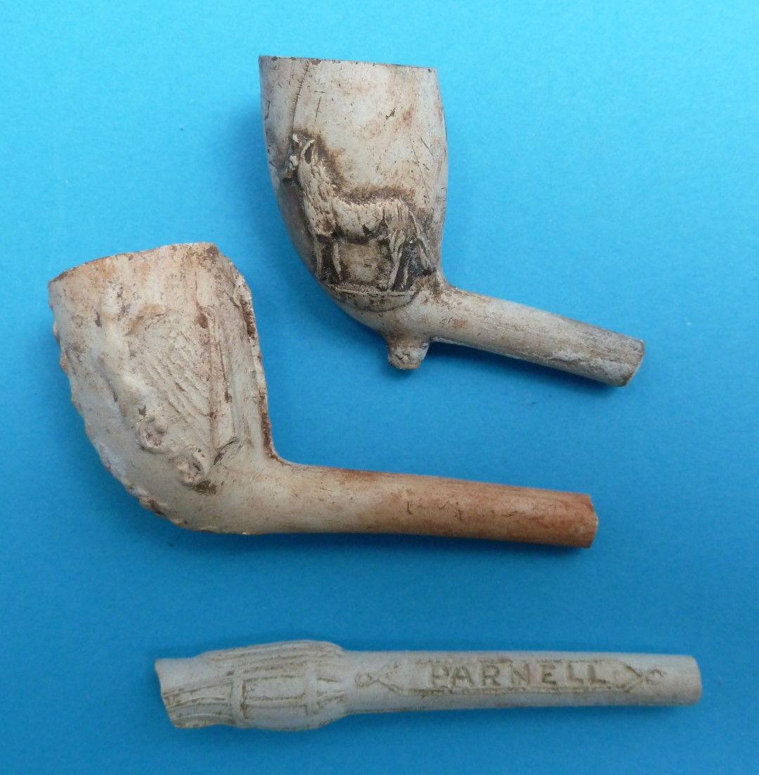 clay pipes what the victorians threw away. Black Bedroom Furniture Sets. Home Design Ideas