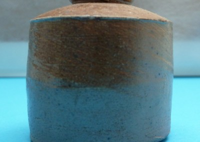 Small Stoneware Ink Bottle