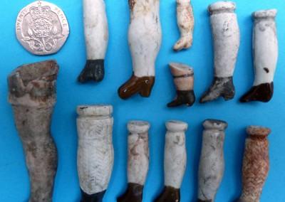 Dolls' Legs