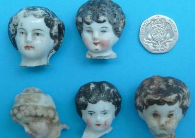 Dolls' Heads
