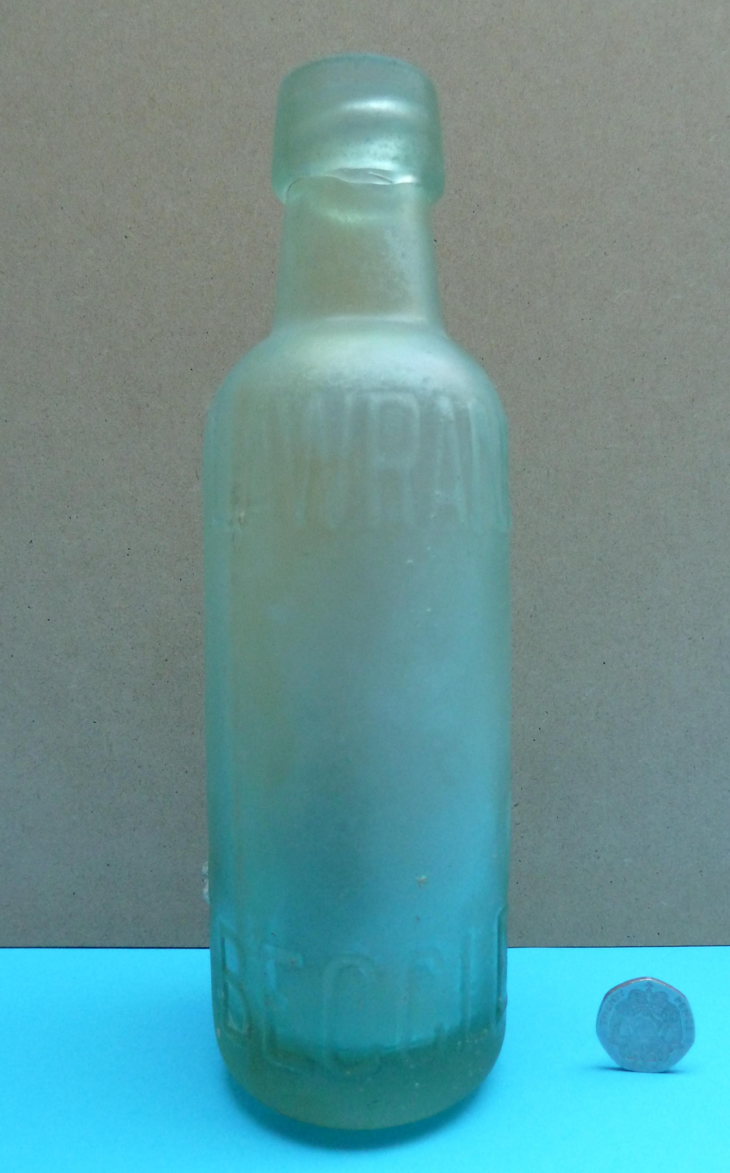 Fizzy Drinks Bottle