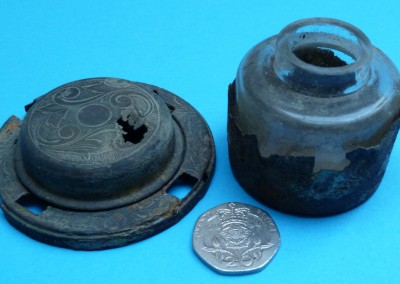Case Inkwell