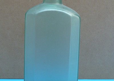 Mid-Victorian Medicine Bottle