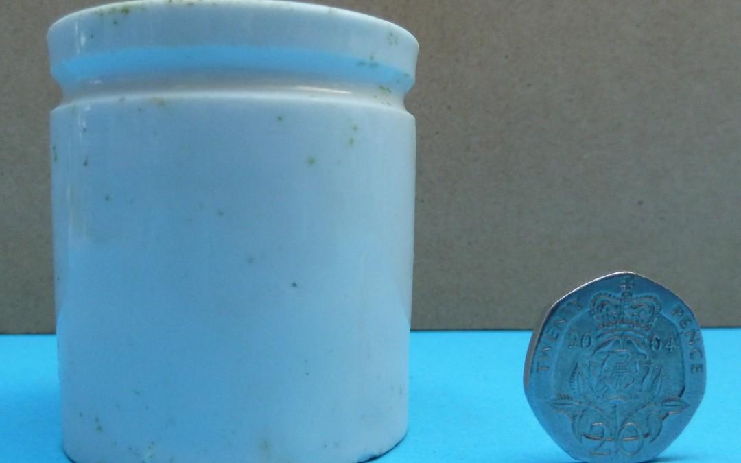 Ointment Pot