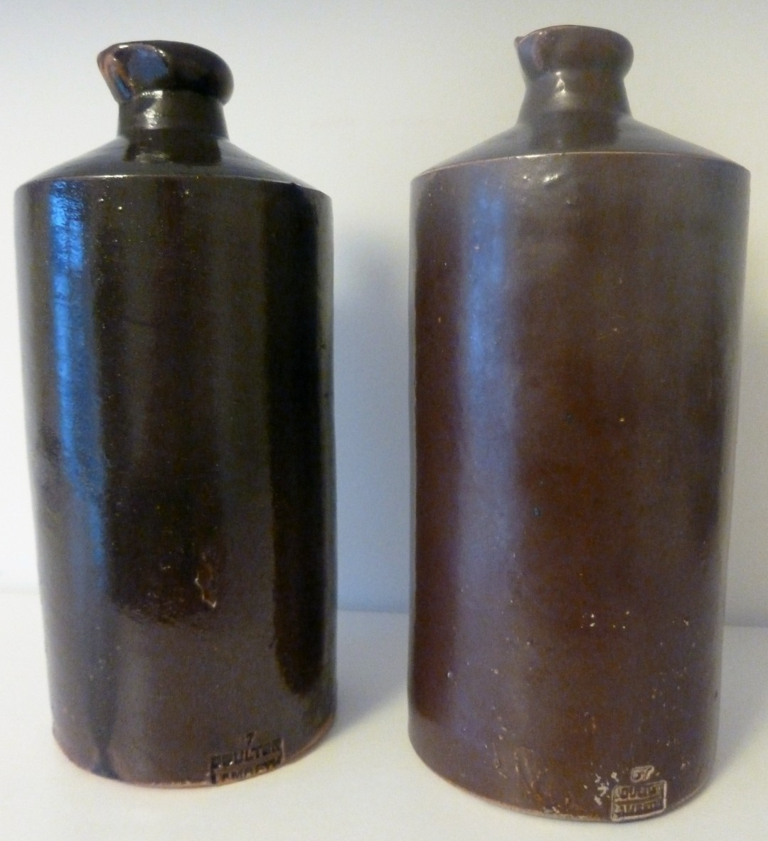 Giant Ink Bottles