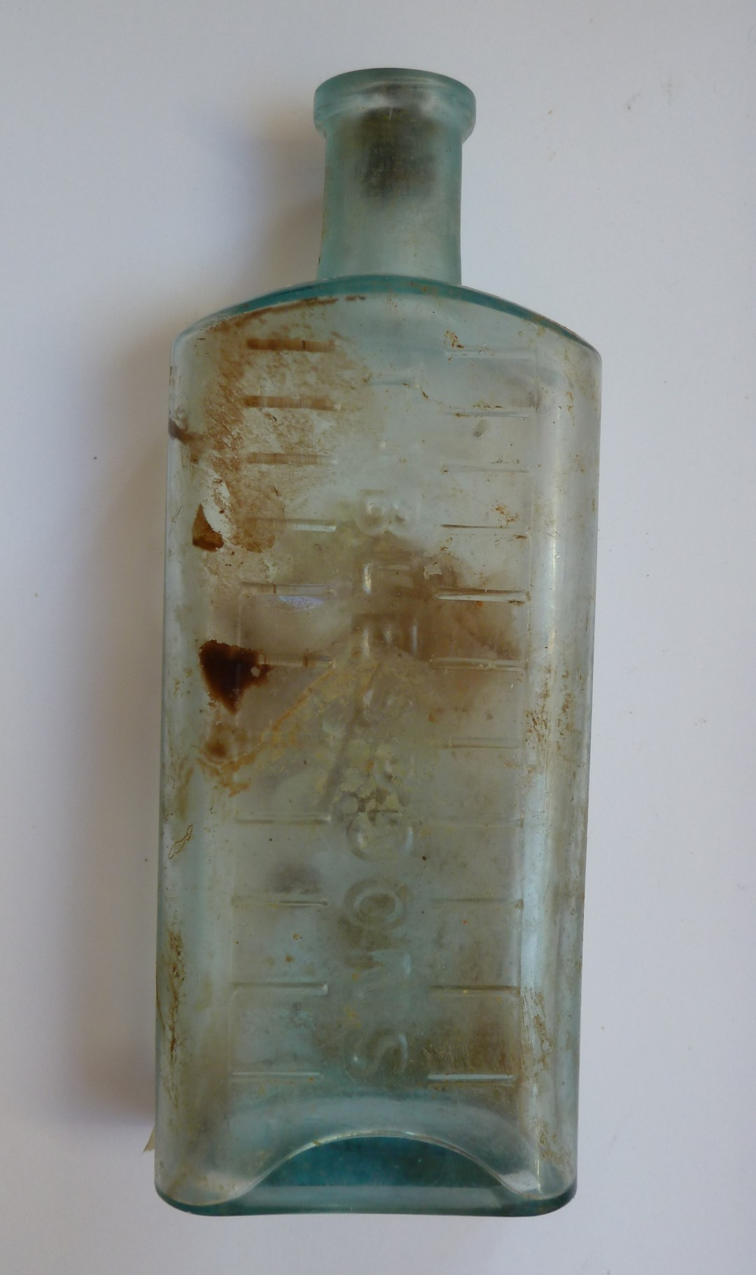 'Tablespoons' Medicine Bottle