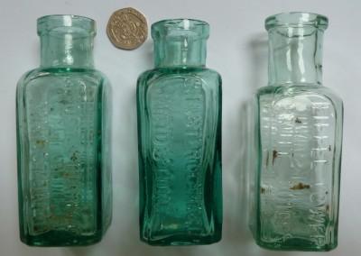 Foster Clark's Bottles