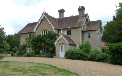 A Norfolk Rectory: Part 3