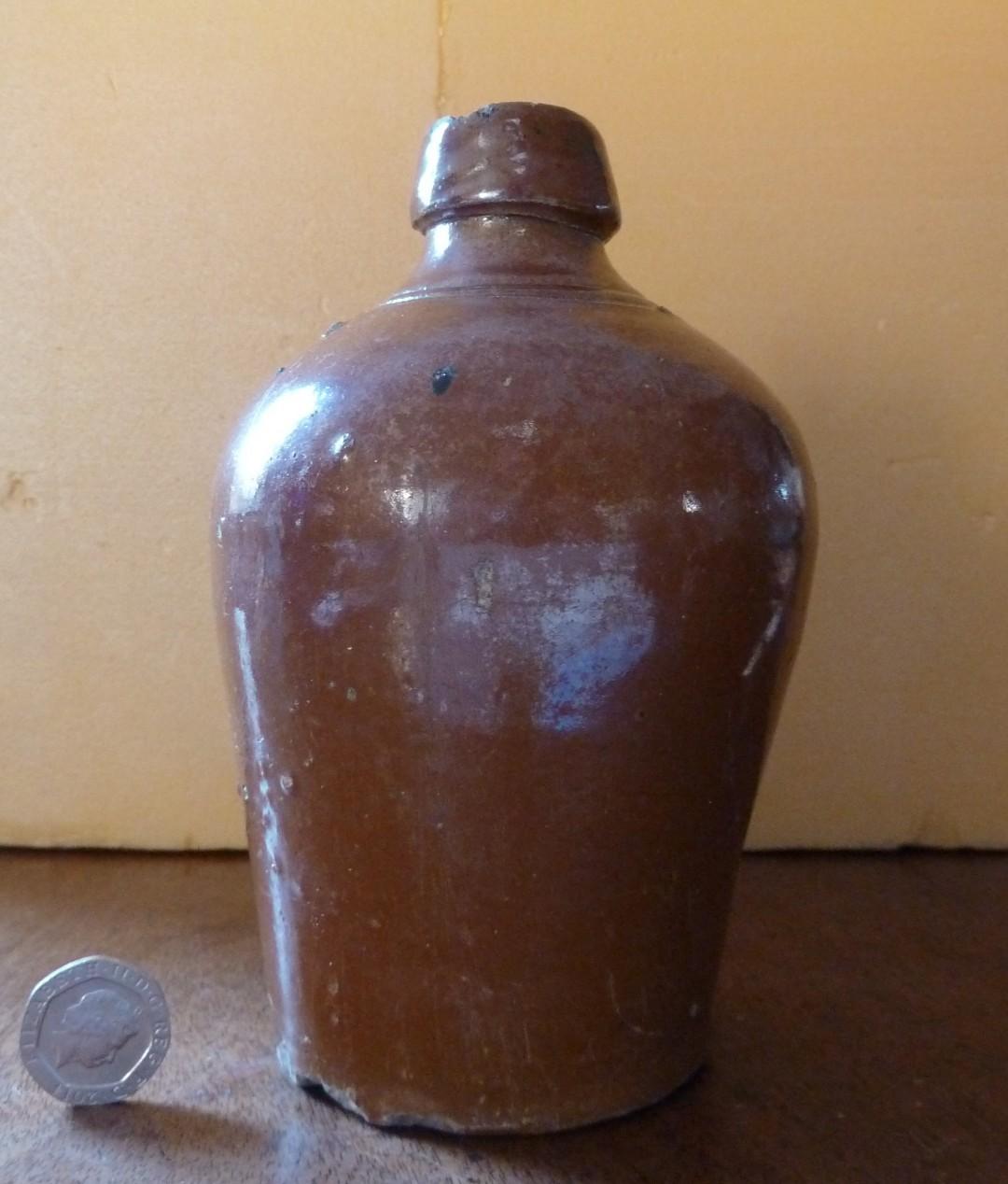 Earthenware Bottle