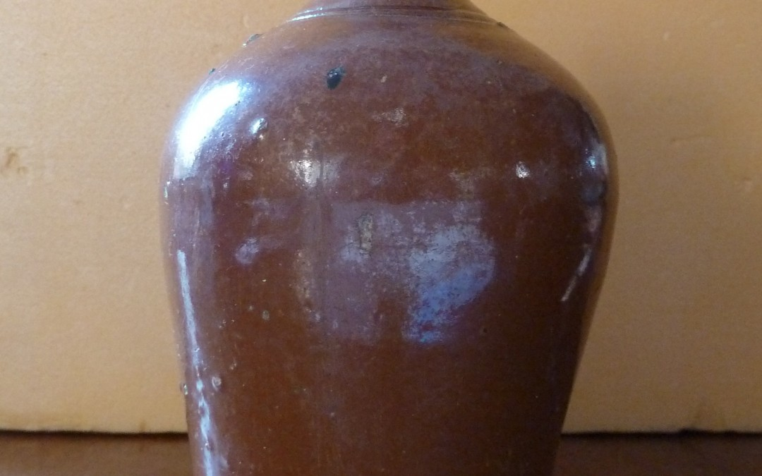 Earthenware Bottle