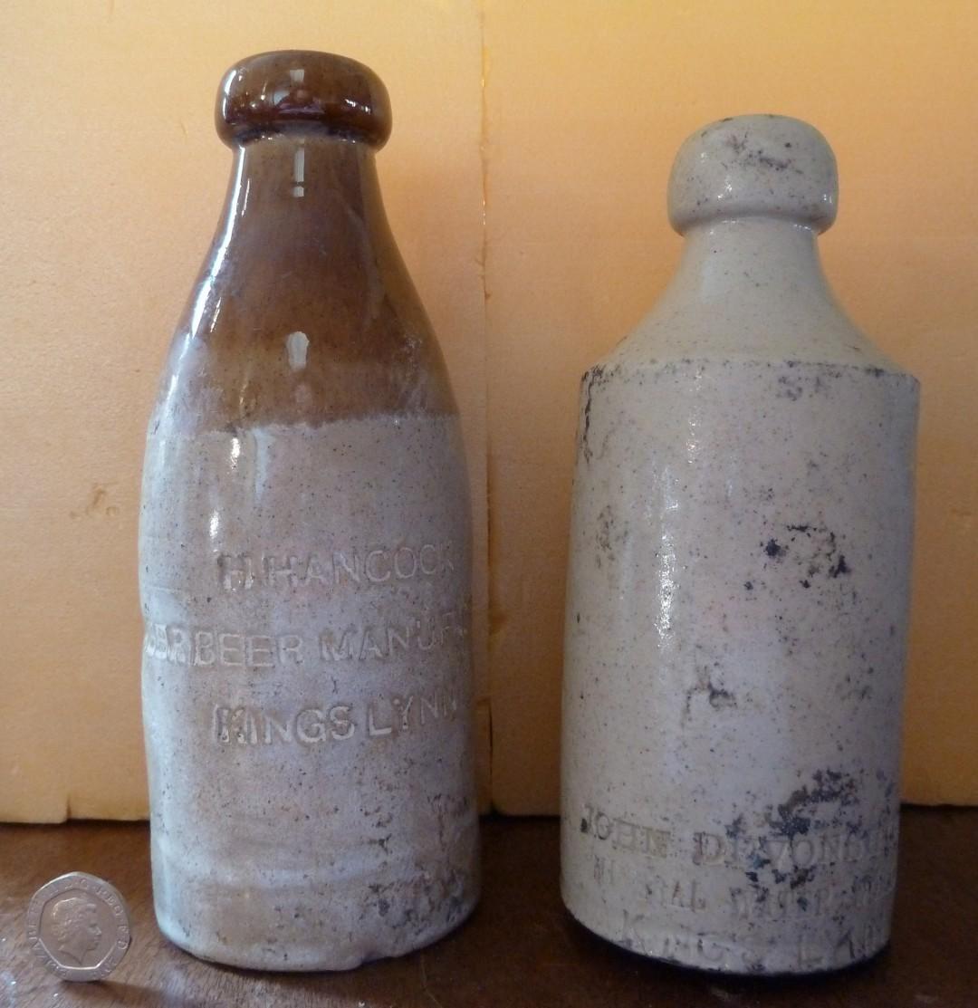 Ginger Beer Bottles