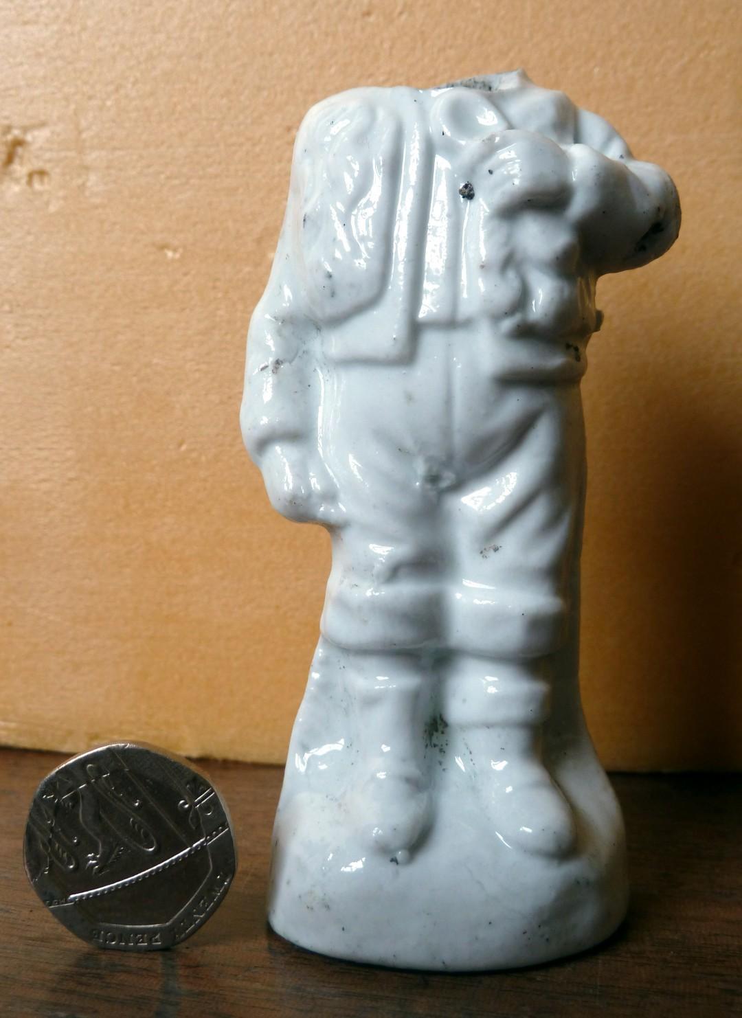 Boy Statuette
