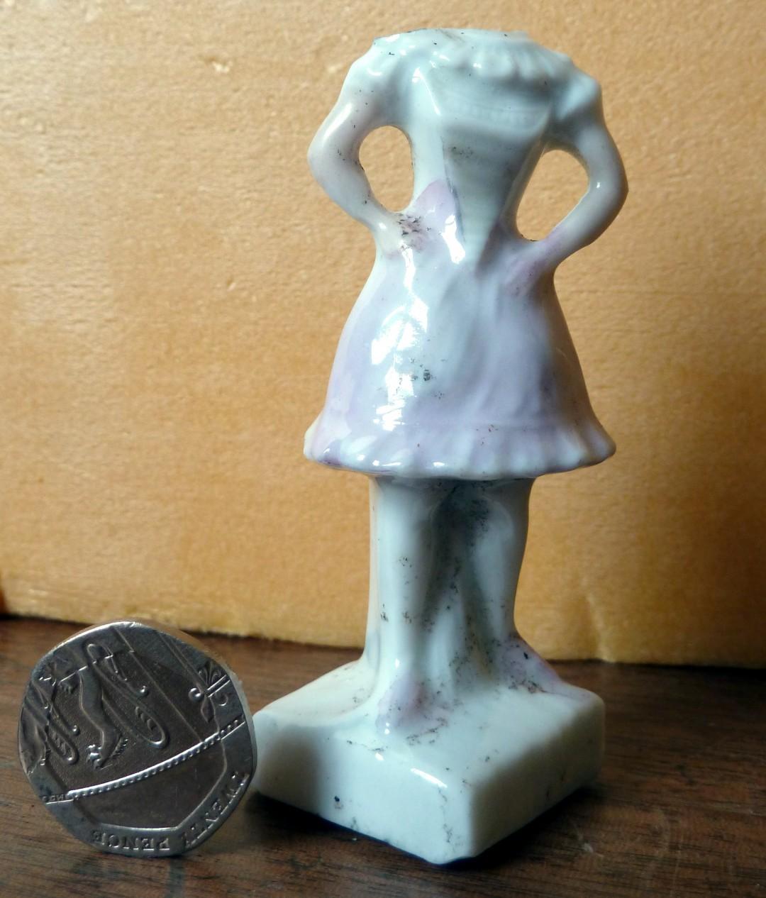 Ballerina Statuette