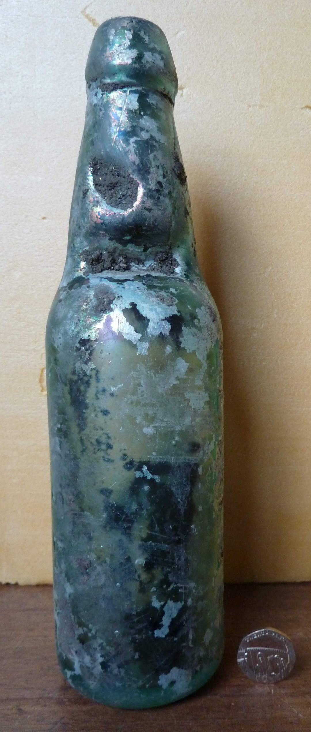 Early Codd Bottle