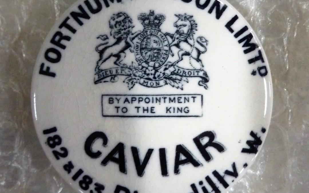 Caviar Pot Lid