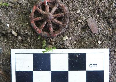 Toy wheel