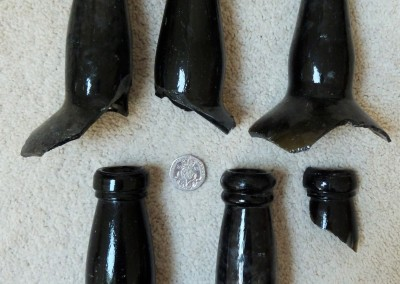 1840s bottle necks