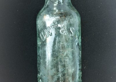 Hunt & Son, mineral water bottle