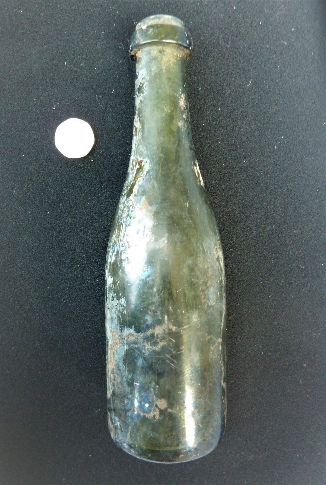 Small Champagne bottle
