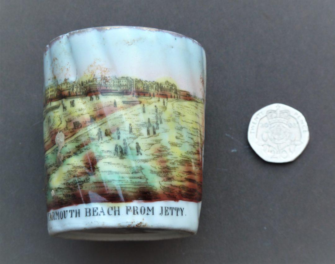 Yarmouth souvenir cup