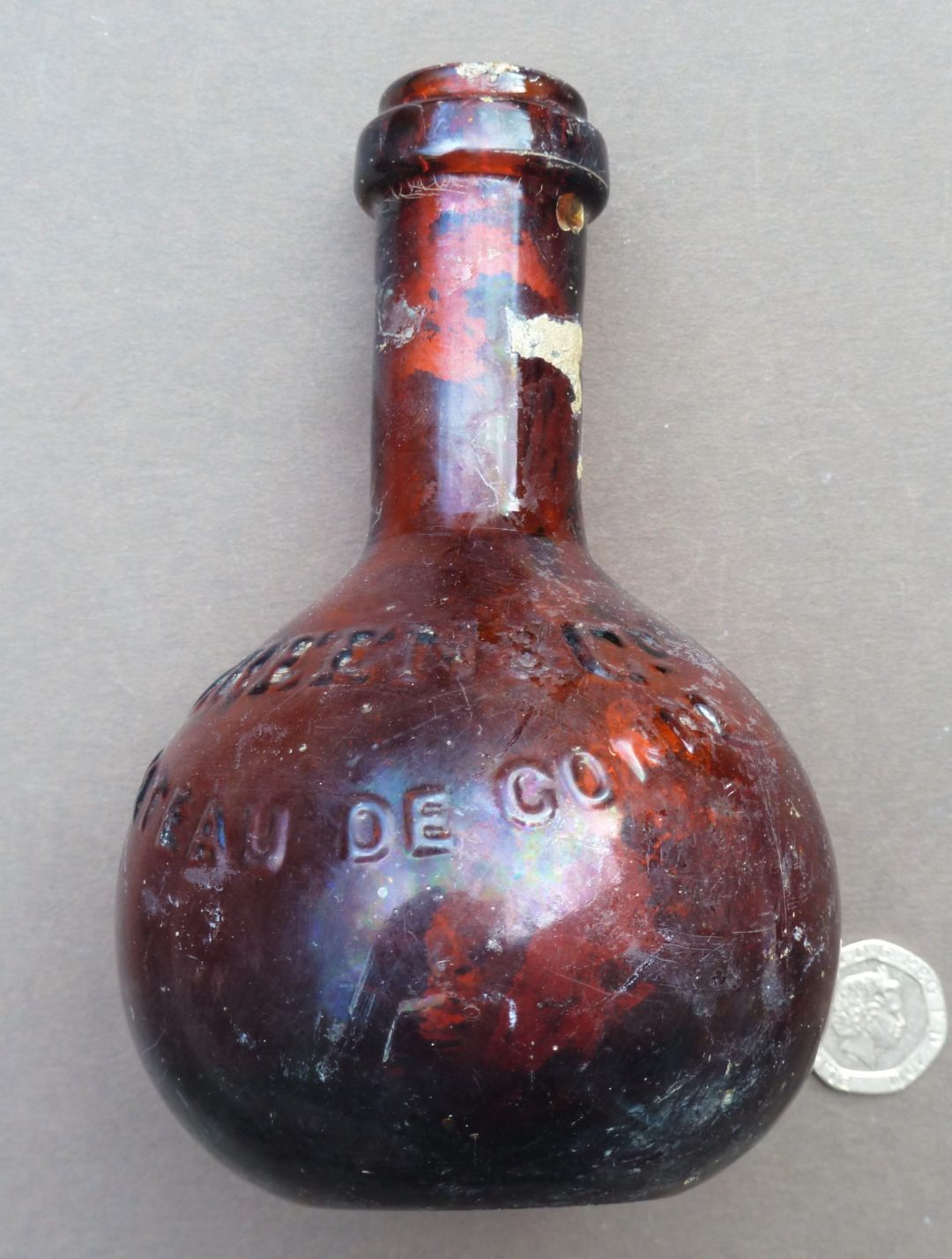 Chateau de Conde bottle