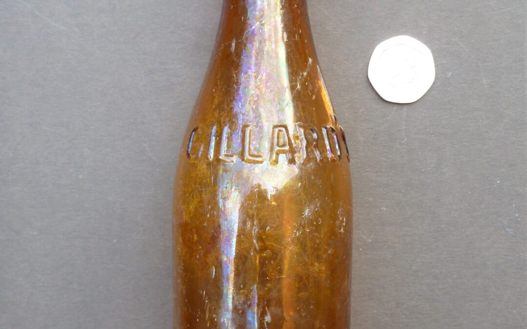 Gillard's Sauce bottle
